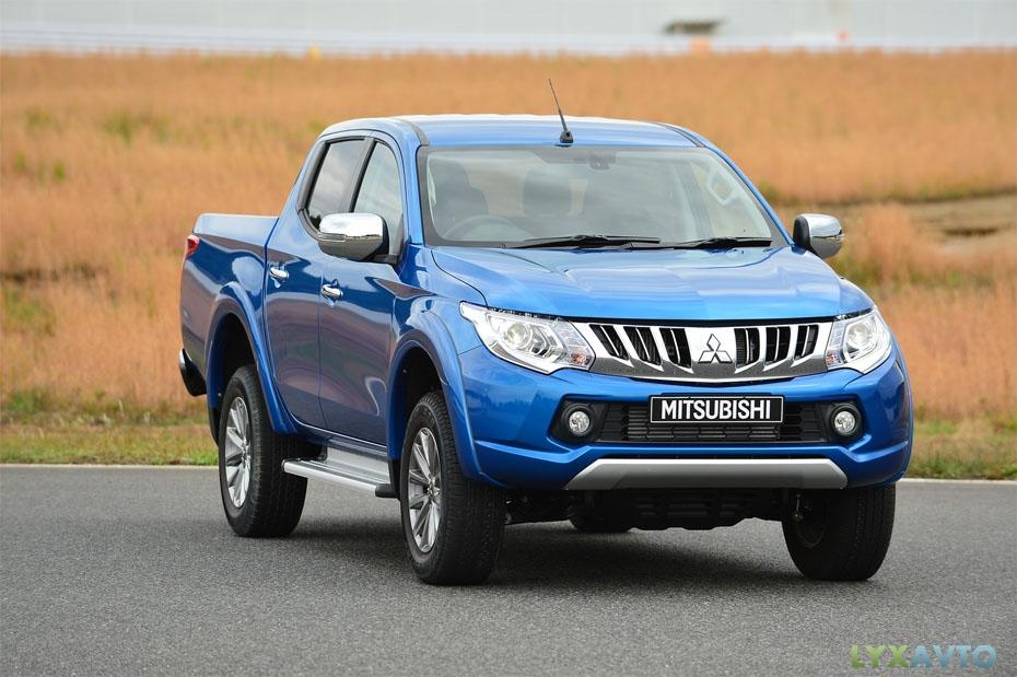 Характеристики автомобиля Mitsubishi L200 2.4 DI-D AT 181 hp