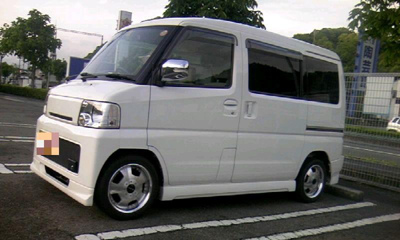 Mitsubishi Bravo - Мицубиси Браво