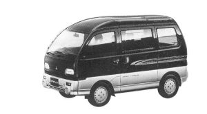 Mitsubishi Bravo 4WD MX