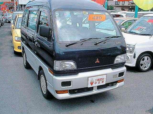 Mitsubishi Bravo Exceed