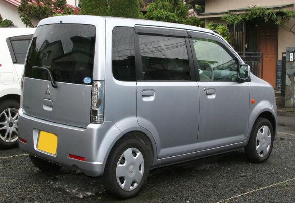 Mitsubishi EK Wagon M, Moving Passenger
