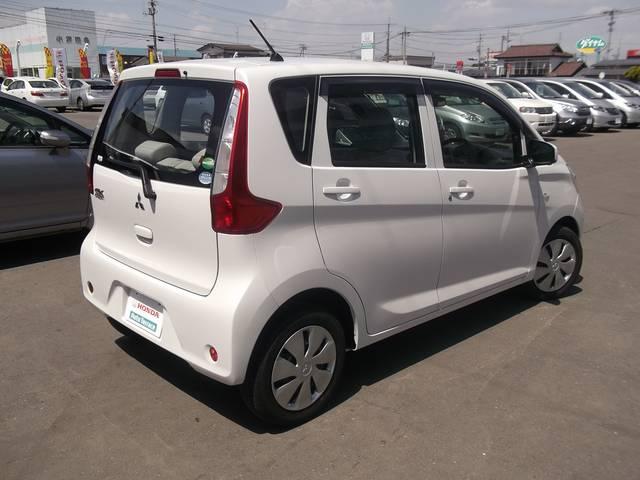 Mitsubishi EK Wagon e