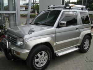 Mitsubishi Pajero junior ZR