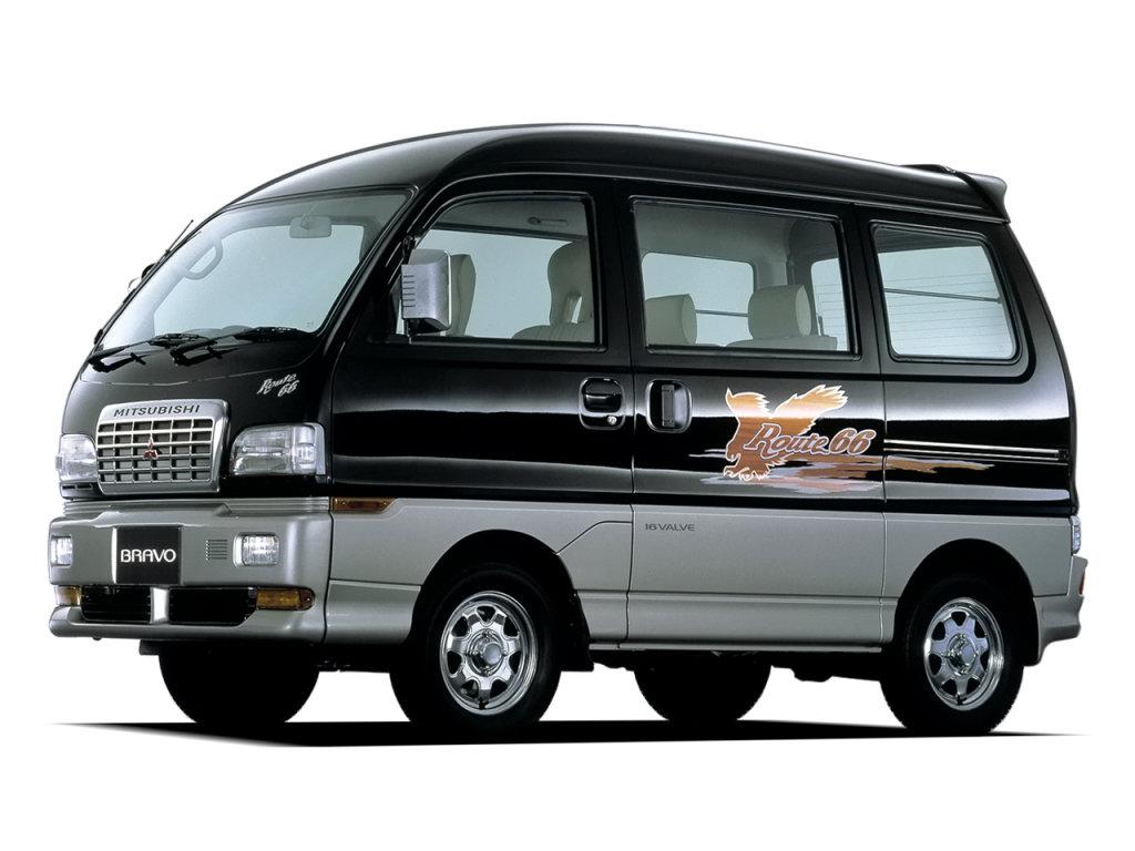 mitsubishi bravo route 66