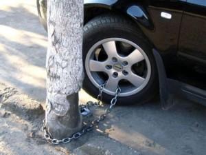 Что чаще всего воруют с автомобиля