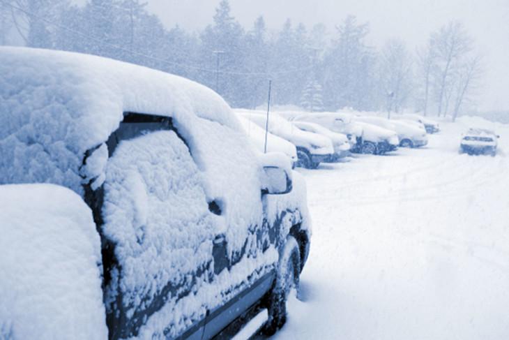 как лучше заводить машину в мороз