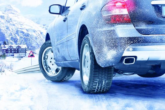 как правильно завести машину в сильный мороз