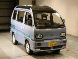 MITSUBISHI BRAVO 4WD SUPER AERO ROOF MG-I