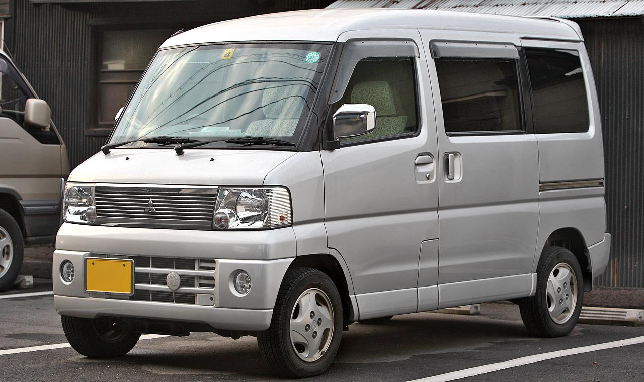 Mitsubishi Bravo Мицубиси Браво