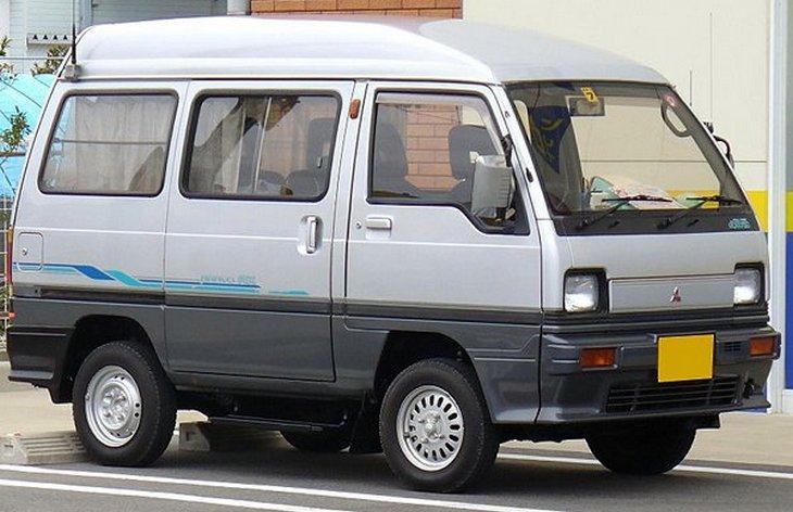 Mitsubishi Bravo 2WD High Roof MX