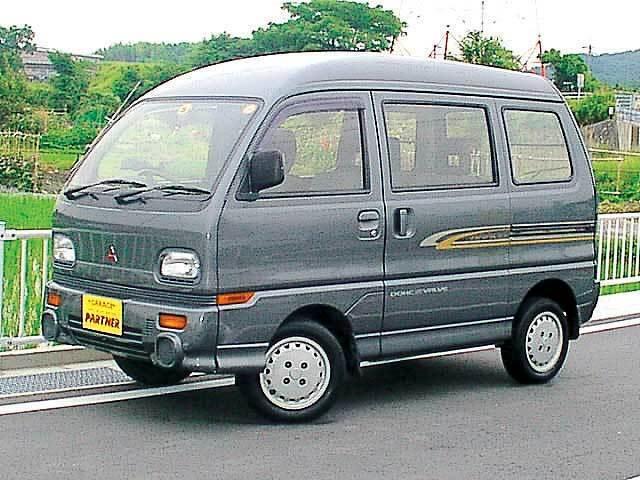 Mitsubishi Bravo 2WD