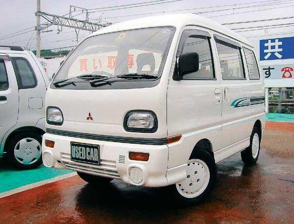 Mitsubishi Bravo MG-I Super