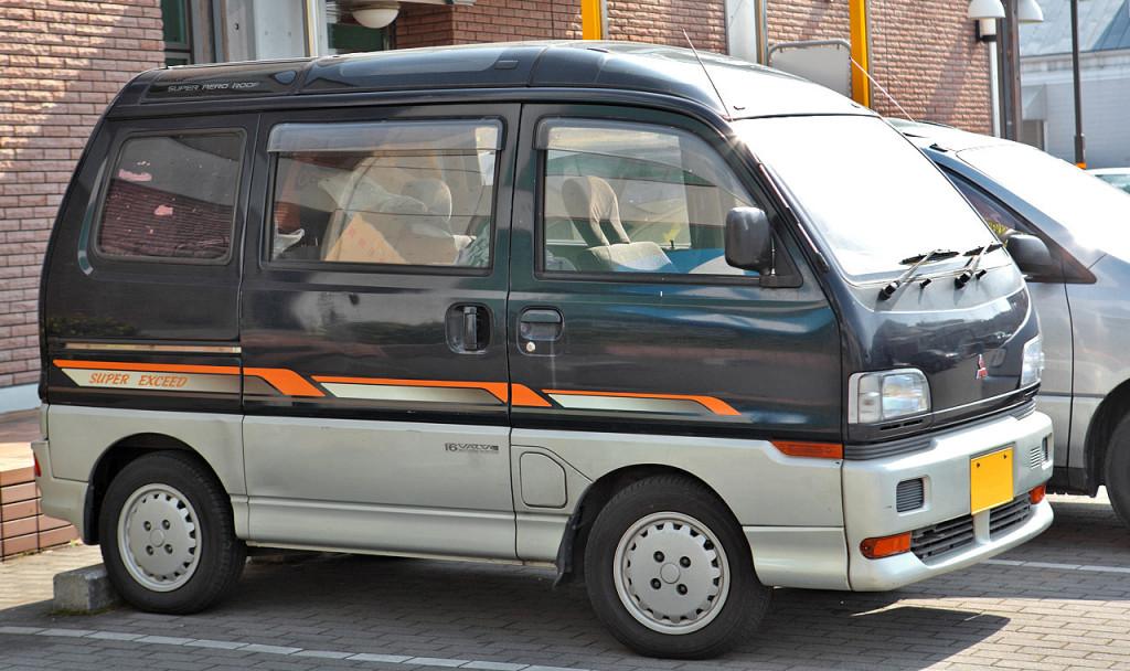 Mitsubishi Bravo, Мицубиси Браво