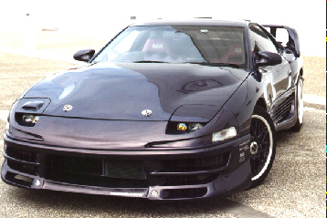 Mitsubishi GTO SR