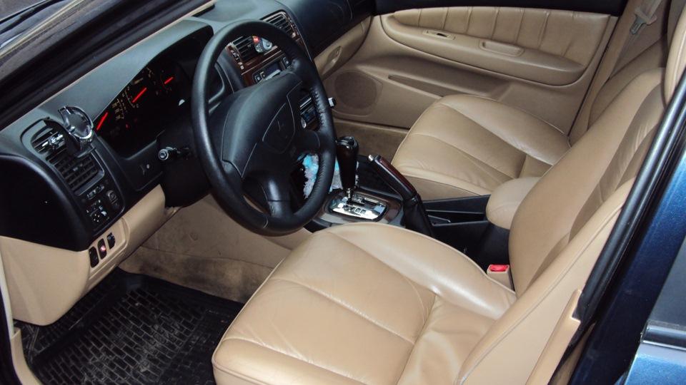 Mitsubishi Galant 8 AT
