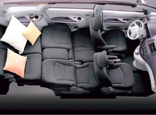 Mitsubishi Grandis Standard