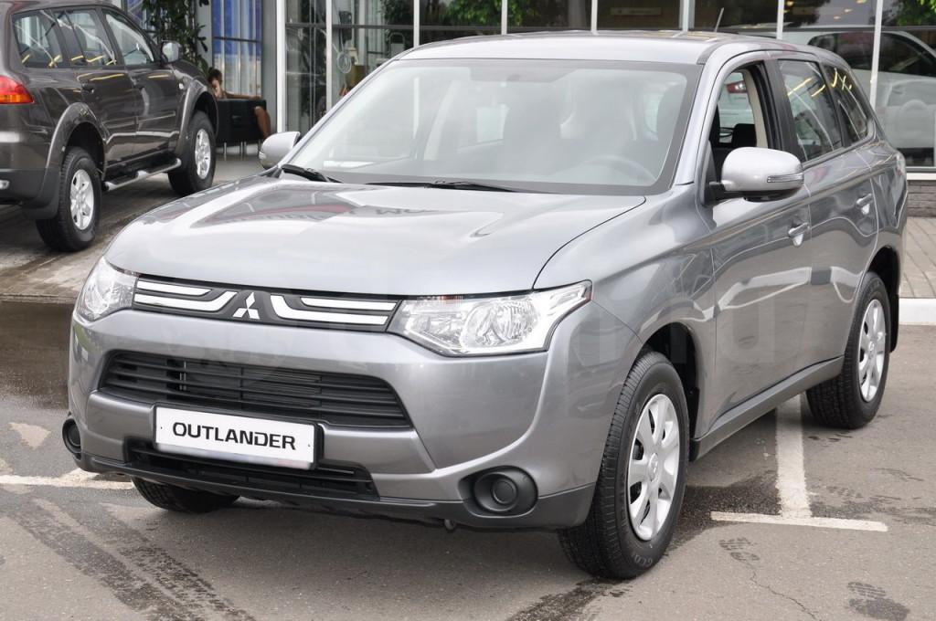 Mitsubishi Outlander 2.0 CVT 2WD