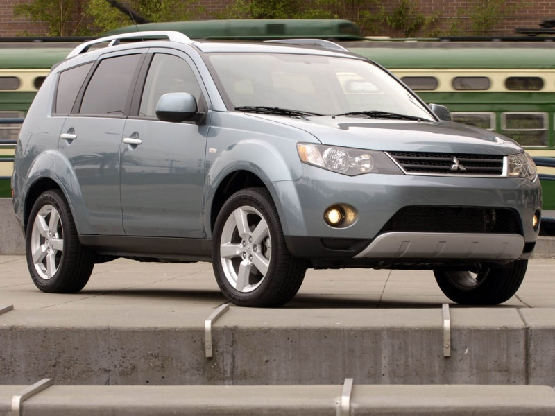 Mitsubishi Outlander 3.0 AT 4WD
