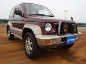 Mitsubishi Pajero junior II