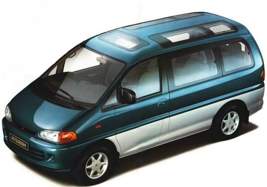 Mitsubishi Space Gear минивэн