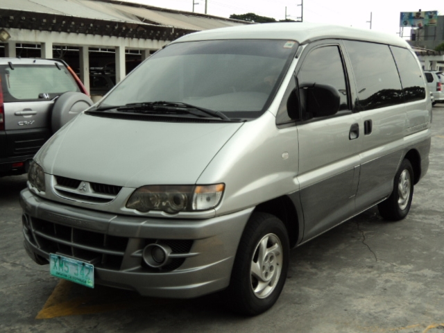 Mitsubishi Spacegear Local