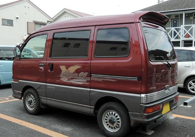 mitsubishi bravo route66 4wd