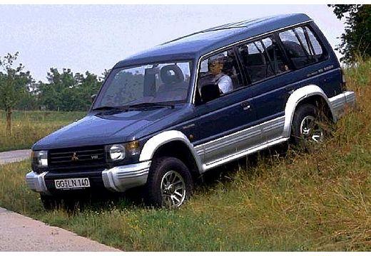 mitsubishi pajero wagon мицубиси паджеро вагон 2.5 td gl