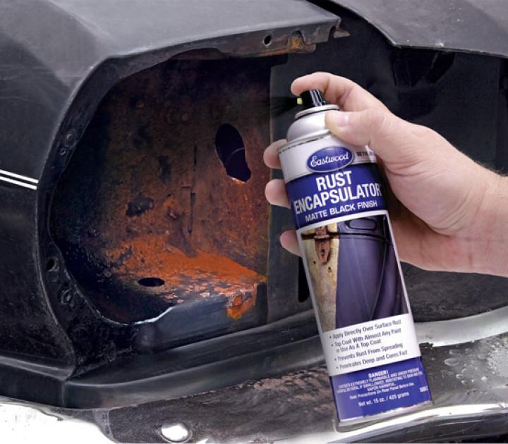 Защита от коррозии авто 22