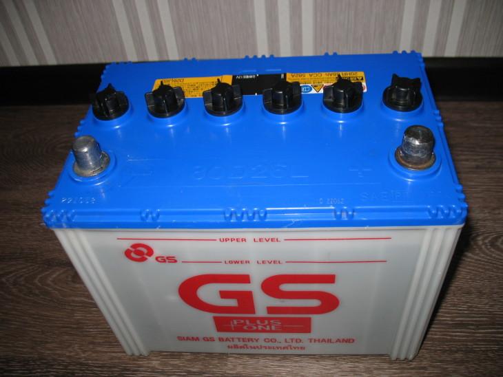 80d26l аккумулятор mitsubishi характеристики