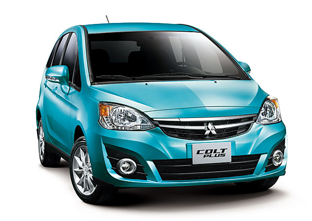 Mitsubishi Colt Plus Passenger Swivel Side Seat Car